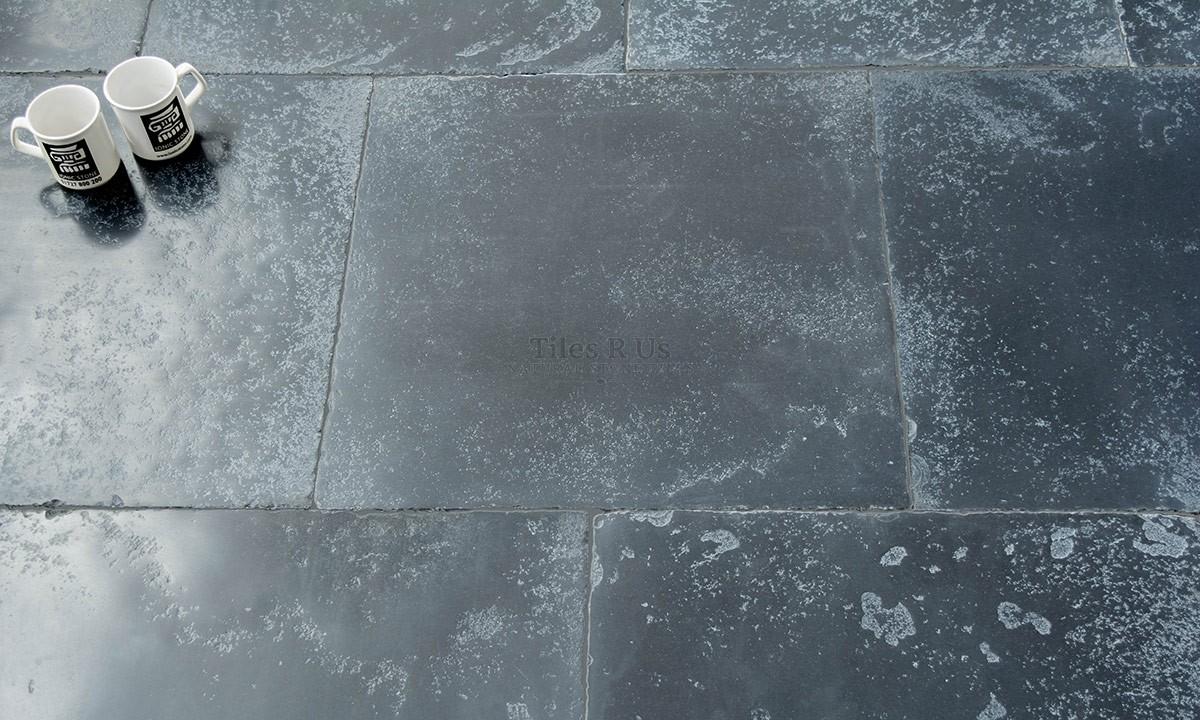 Limestone - Oasis Black Historical 600 x Free Length x 20mm