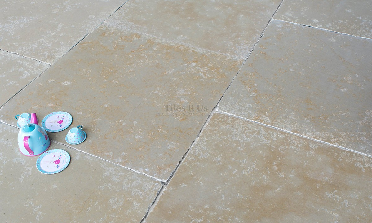 Limestone - Odessa Mix Historical 600 x Free Length x 20mm