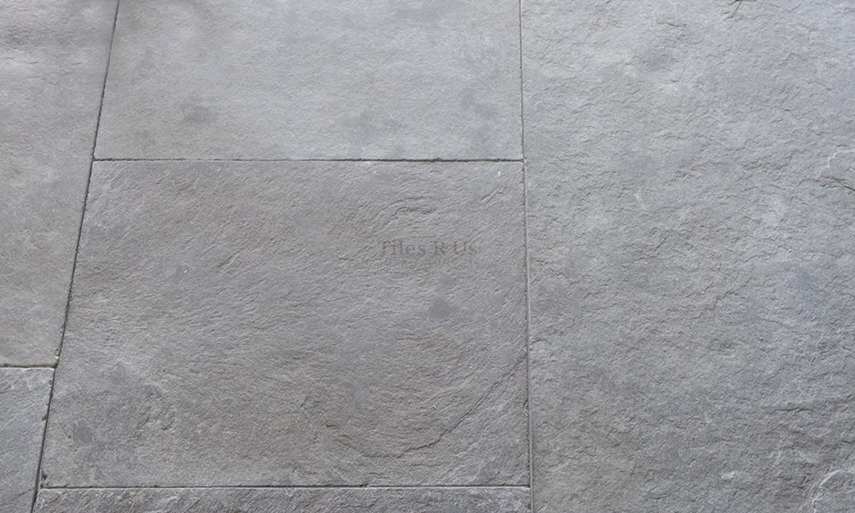 Limestone Tumbled & Sawn - Dust Grey 600 x Free Length x 20mm