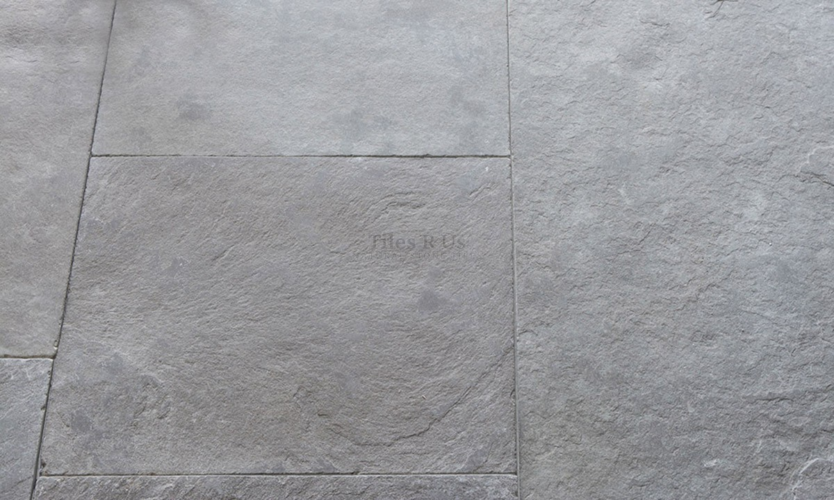 Limestone Tumbled & Sawn Free Length - Dust Grey