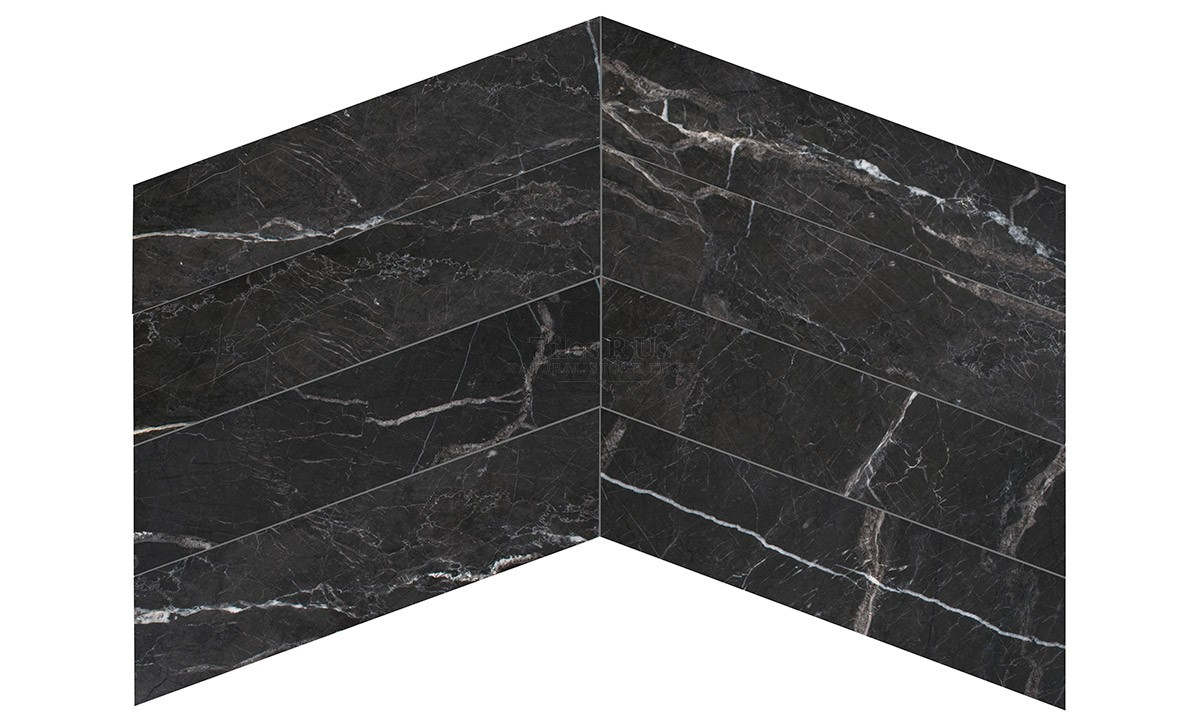 Marble Polished - St Laurent Chevron (Send Sample)