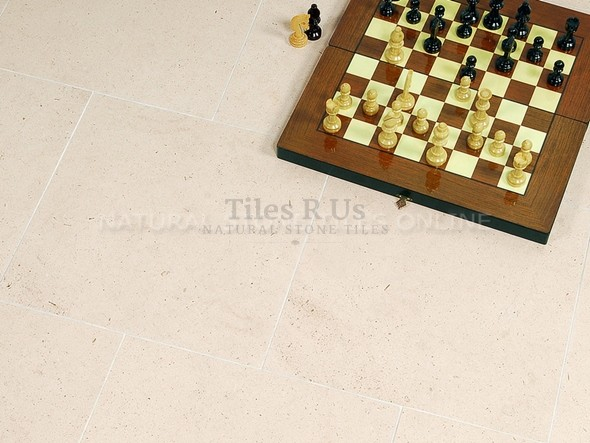 Limestone Honed - Moleanos Fine Grain 600x900x20mm