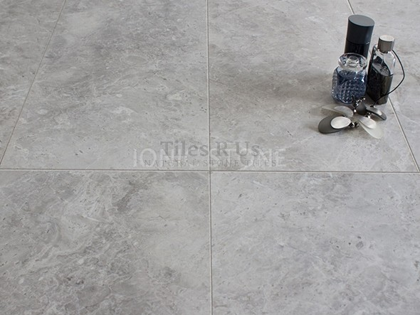 Marble Honed - Silver Moon 610x610x12mm thick