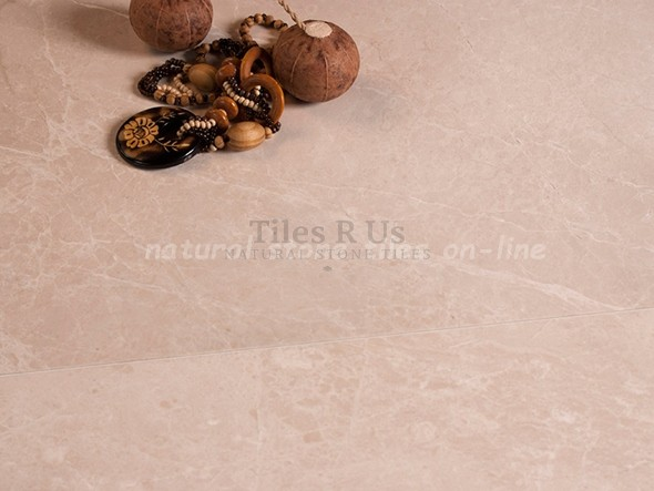 Marble Premium Honed - Botticino