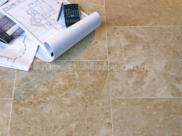 Marble Premium Polished Cappuccino 305x457x12mm thick