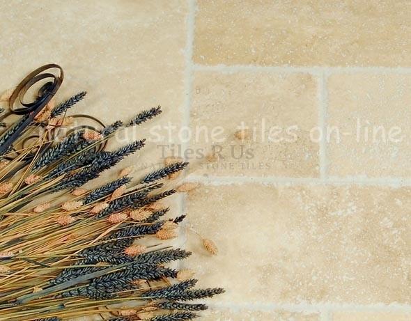 Lydia Classico - Brushed & Chiselled Edge (Opus Franco Pattern) Tile