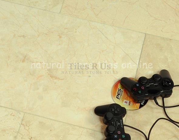Marble Honed - Crema Marfil