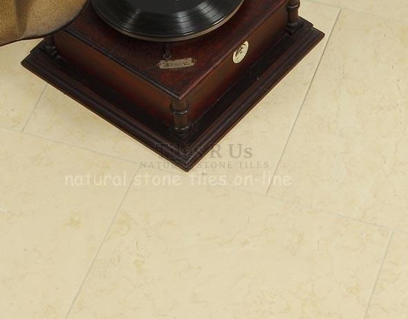 Limestone Brushed - Desert Creme