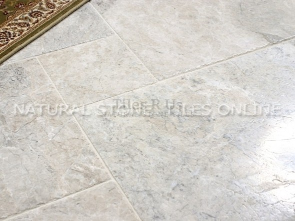 St. Moritz Brushed & Chiselled Edge Tile - Opus Franco Pattern