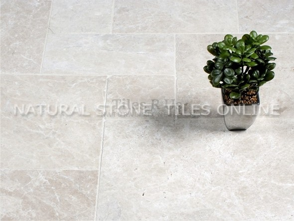 Marble Tumbled - St. Moritz 406x610x12mm