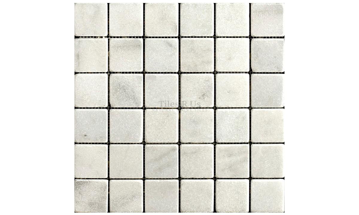 Mosaic Marble Tumbled - Caria Luna 48x48