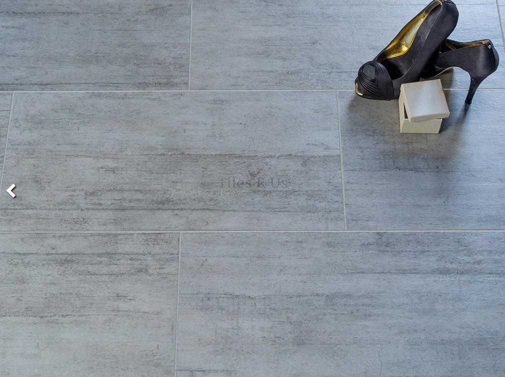 Porcelain Matt - Cloud Grey 60x60cm