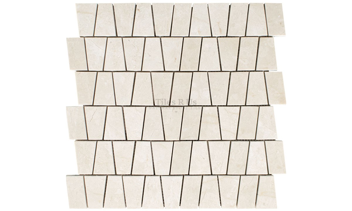Mosaic Marble Honed - Crema Marfil Kensington (Send Sample)