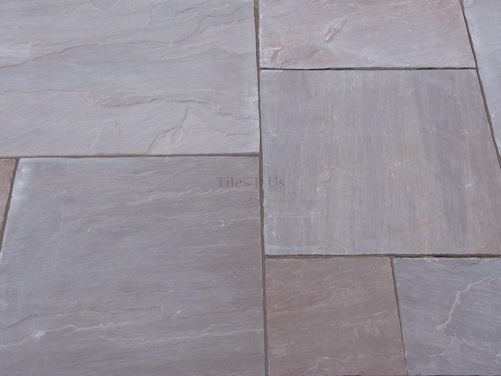 Sandstone Calibrated Riven & Distressed External - Tan Brown (Send Sample)