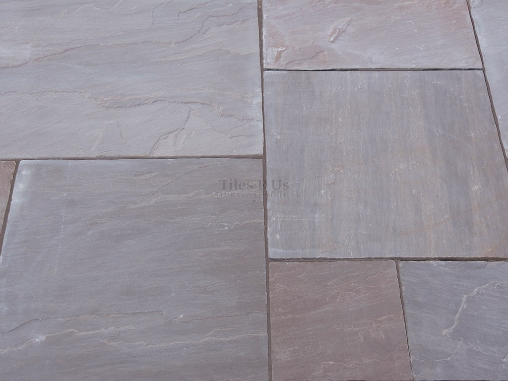 Sandstone Calibrated Riven & Distressed External - Tan Brown - Grand Opus x 20mm