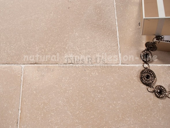 Limestone Tumbled - Montpellier Gris