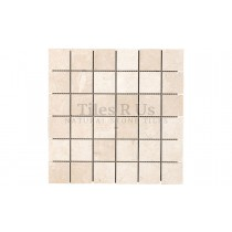 Mosaic Marble Select Honed - Crema Marfil