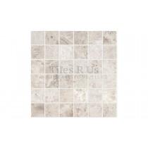 Mosaic Marble Honed - Silver Light (Send Sample)