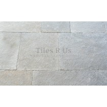 Limestone Tumbled & Distressed - Irvine Grey