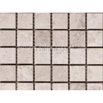 Mosaic Marble Honed - Silver Moon (Send Sample)