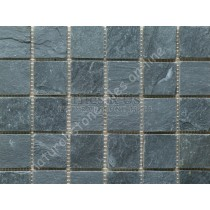 Mosaic Slate Riven - Imperial Black