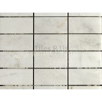 Send Sample Mosaic Marble Honed - Carrara White