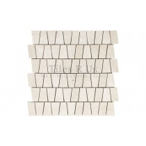 Mosaic Marble Honed - Crema Marfil Kensington