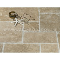 Travertine Brushed (Chiselled Edge) - Lydia Kremna Opus Franco Pattern