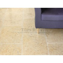 Limestone Tumbled - Salem Gold