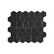 Mosaic Marble Honed - St Laurent Hexagon