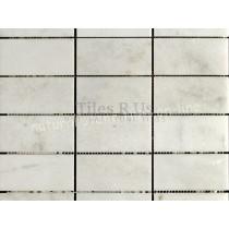 Mosaic Marble Polished - Carrara White
